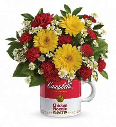 Campbell\'s Healthy Wishes by Teleflora