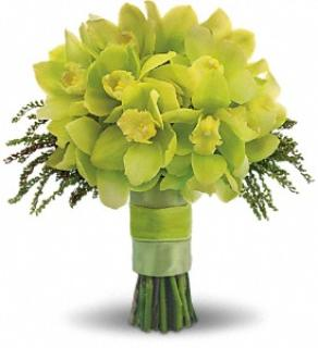 Green Glee Bouquet