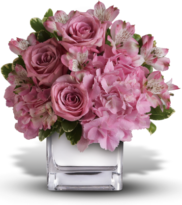 Be Sweet Bouquet with Lavender Roses